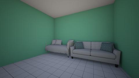 asd - Living room - by restiani