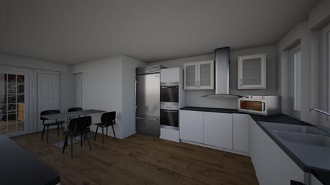 181020 k - Kitchen  - by SEDE
