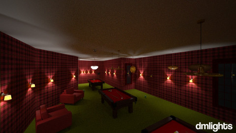 Scotsman_Pool_test Room - Living room - by DMLights-user-1040449