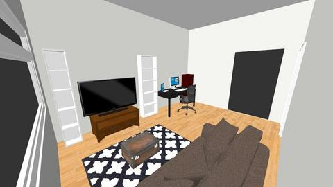 C_A_Layout1 - Modern - Bedroom  - by Connor_R