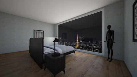 lala11 - Modern - Bedroom  - by hicran yeniay
