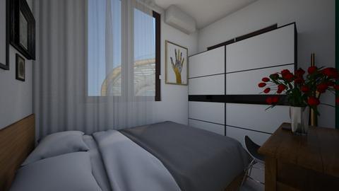 Bedroom hello - Modern - Bedroom  - by MissChellePh