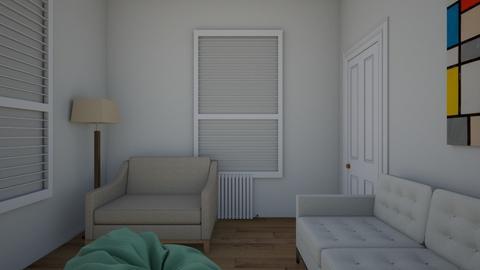 spare room - Classic - Kids room  - by gavinak1010
