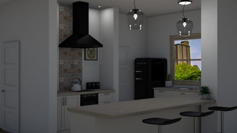 new - Kitchen  - by kimo hoda