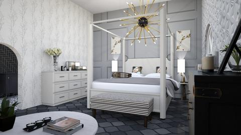 Eunice room - Glamour - Bedroom  - by Cheyenne Rafael