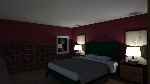 dormitorul - Modern - Bedroom  - by asteka43