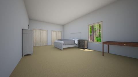 katies room - Bedroom  - by 2023_k_anderson