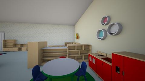 Gruppa - Kids room - by Inga12