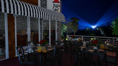 Pizza Hut - Office  - by malithu damsath