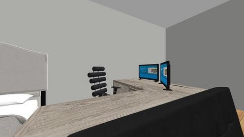 Aaron room - Bedroom  - by WorkadayWheel76