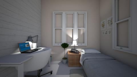 zen room - Bedroom  - by saothaozz