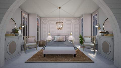 Boho Dream - Bedroom  - by KylaTH