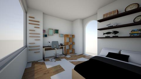 Cuarto 2 - Kids room  - by Haroldtab