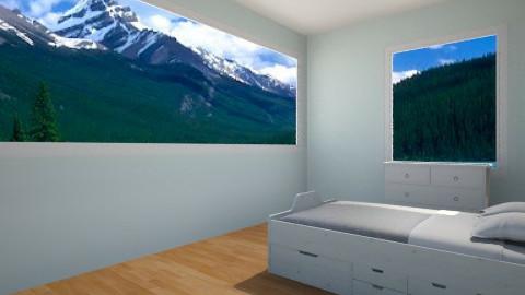 Femke's Room - Bedroom - by iamanna1234