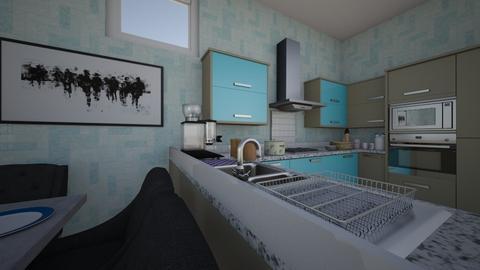Nikitha  - Modern - Kitchen  - by RRC1965