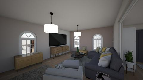 K Up 11 - Living room  - by Niva T