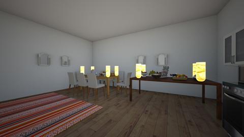 Floor 1 Part 2 - Modern - by chiaojt