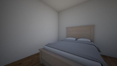Jacks Guest Room - Rustic - Bedroom  - by varbs