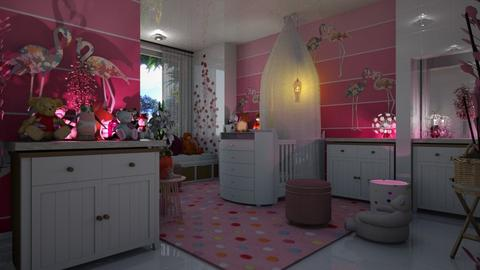 yyy - Kids room  - by Maria Helena_215
