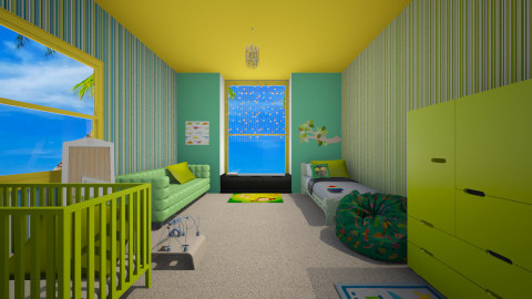 Kids room  - Modern - Kids room  - by Gre_Taa