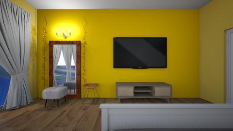 Parents room - Bedroom  - by _friedmomo_