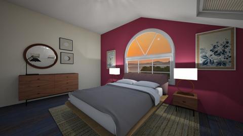 quarto outono - Bedroom  - by bruna matos