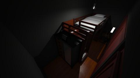 Plan RBnB Simple - Modern - Bedroom - by alchilelanetanose