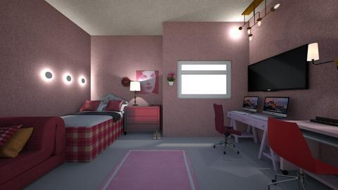 Majo Room - Modern - Bedroom  - by Richiboy25