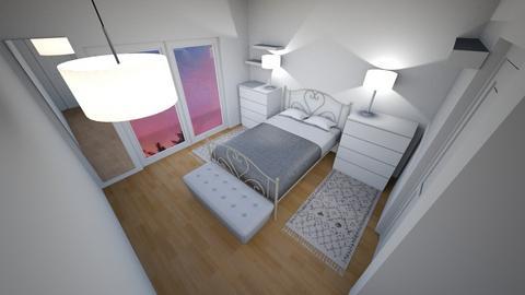 Casa Bedroom III - Bedroom - by fantabulastica