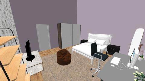 dream room 2018 - Modern - Bedroom - by baebygirl16