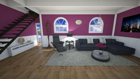 D 8 - Living room - by lksweet21