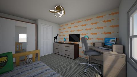 Jura Bedroom 2 - Kids room  - by dg174