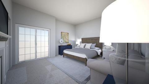 master - Bedroom  - by shawneenlatter