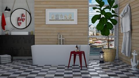 Nautical - Bathroom  - by Thrud45