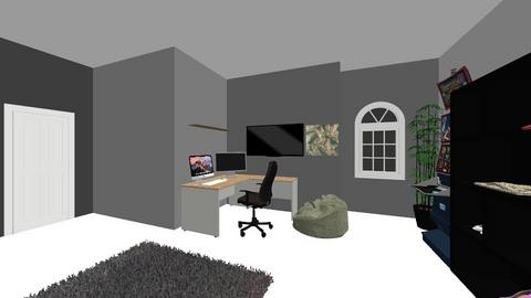 dreamroom - Modern - Bedroom  - by imranchigga