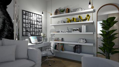 for Meggle working area - Modern - by rfstarbuck