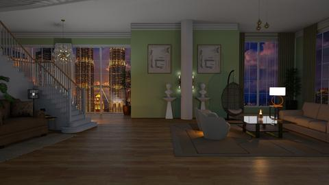view - Classic - Living room  - by aggelidi 12312
