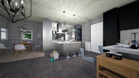 Kitchen - Kitchen - by Yasmin Kuti