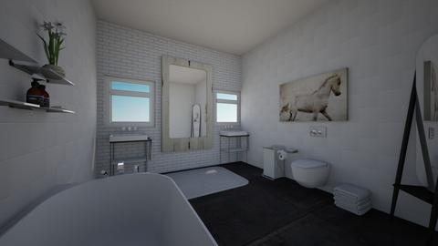 bathroom  - Bathroom  - by anunnelly