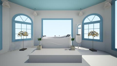 Room Blue Free - Bathroom  - by MiuSks