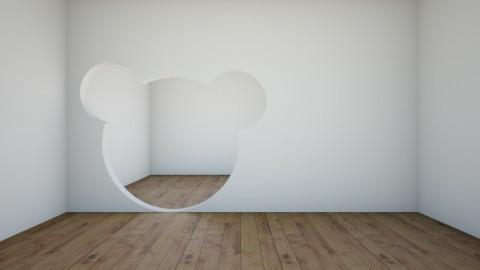 Mini - Modern - Bedroom  - by Uroosa Bint E Haroon