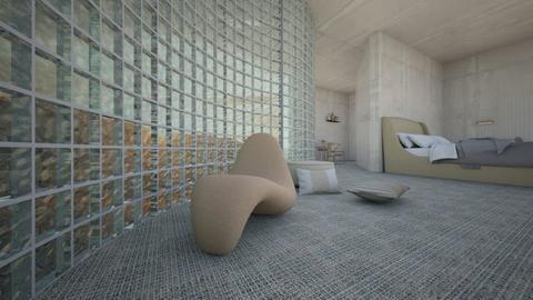 blurred sleep - Modern - Bedroom  - by mehl