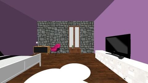 eva  - Modern - Kids room  - by evita12