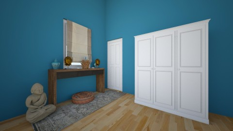 emilio bedroom 1 - Classic - Kids room  - by nanny001