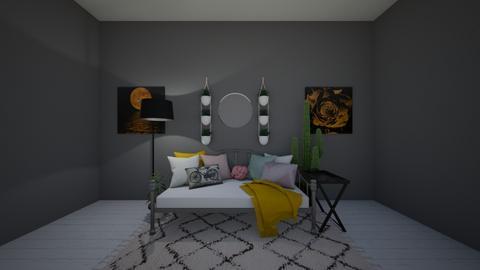 Cute_Bedroom  - Modern - Bedroom - by KKArntz