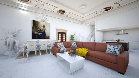2021 - Glamour - Living room  - by marielisa_32_32