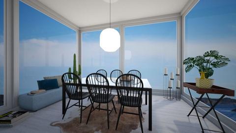 vhlbhou - Dining room - by elinalinder