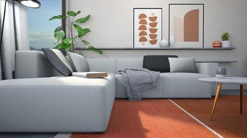 Pink rug 2 - by Esko123