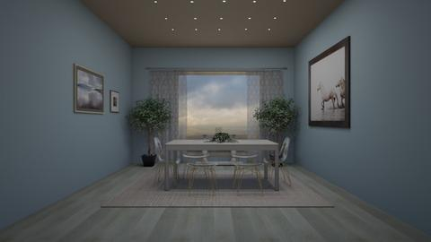 bliss - Modern - Dining room - by rcrites457