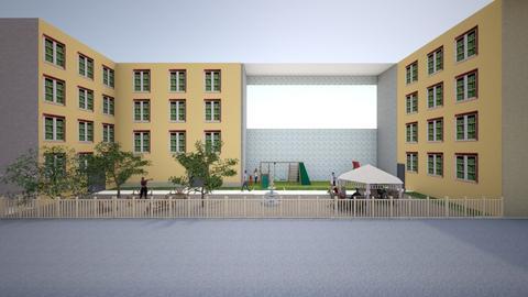 Public House - Global - Garden  - by MiDesign